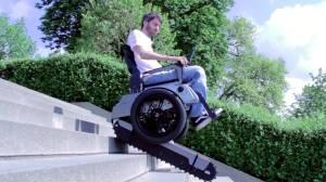 scalevo wheelchair