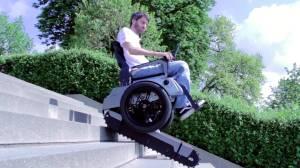 scalevo wheelchair